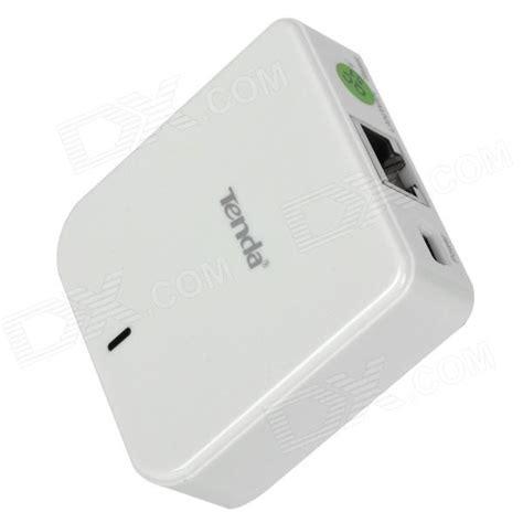 Tenda Mini Tenda A6 Mini Ieee 802 11b G N 150mbps Wireless Router