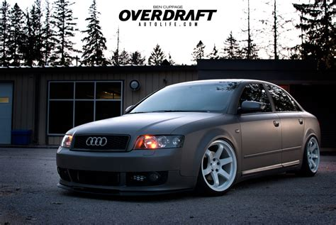 audi a4 slammed image gallery stanced audi