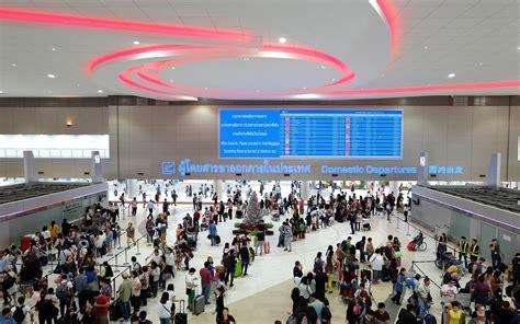 Don Muang Airport In Bangkok To Re Open To International Flights by 16 Terminal 2 At Don Muang Airport Novotel Bangkok Impact