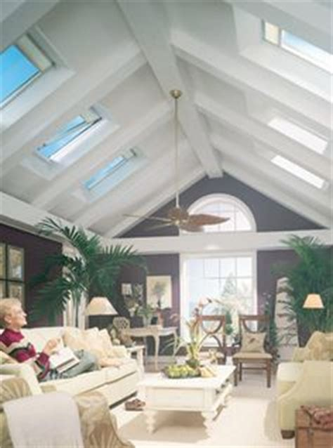 Ceiling Windows Skylights by 1000 Images About Vaulted Ceiling On Roof