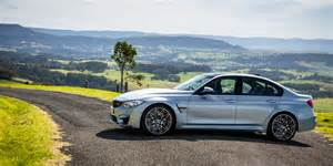 Bmw M3 2016 2016 Bmw M3 Competition Review Caradvice