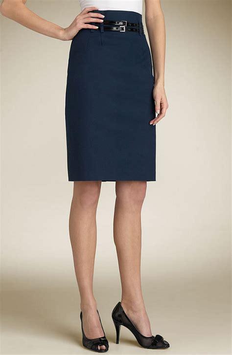 pencil skirt popsugar fashion