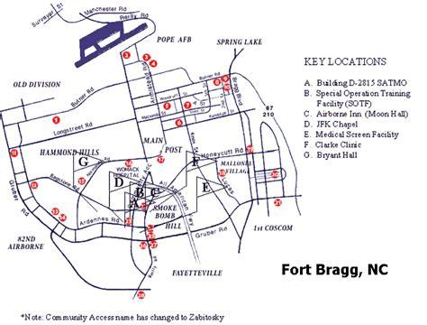 map of fort stewart fort bragg