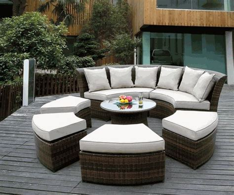 Ohana Patio by Ohana Outdoor Patio Wicker Furniture Garden Outdoor