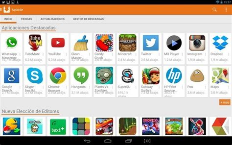 aptoide google play store aptoide alternativa de google play store ahora a 7 0 9