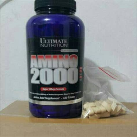 Amino 2000 150 Tablets By Ultimate Nutrition ultimate nutrition amino 2000 150 tabs