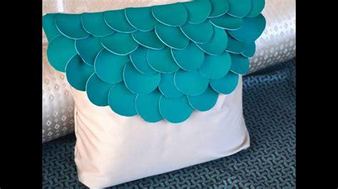 cuscini arredo fai da te tutorial cuscino d arredo fai da te decorative pillow