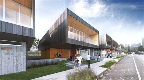 urban housing design clark nexsen wins activate urban housing design competition with a food centered