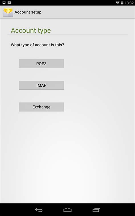 android exchange email magic box hosted exchange setup