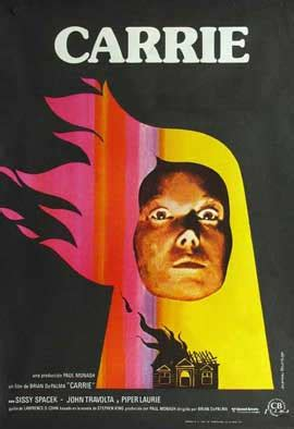 carrie spanish movie tie in carrie movie posters from movie poster shop