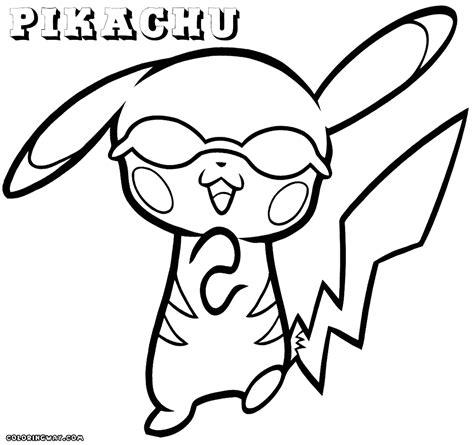 cute pikachu coloring pages sleeping pikachu pokemon coloring pages coloring pages
