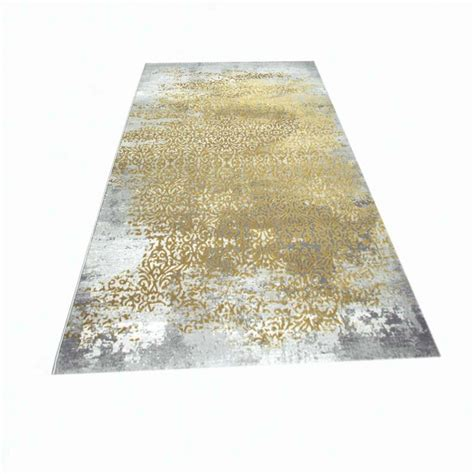 teppich gelb grau teppich traum moderne designer teppiche hochwertig