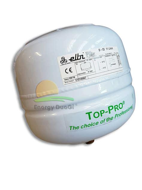 vaso espansione elbi vaso espansione polmone polifunzionale acqua calda