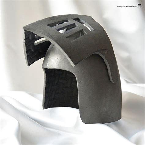 Diy Knight Helmet Template For Eva Foam Version B Knight Helmets And Templates Foam Helmet Template