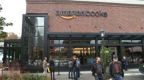 amazon store amazon opens bookstore in seattle nbc news