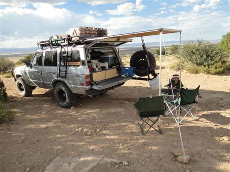 Land Cruiser Awning by Expedition Vehicle Toyota Fj60 Land Cruiser