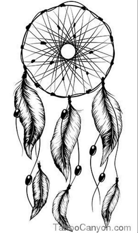 dreamcatcher tattoo stencil dreamcatcher tattoo stencil www pixshark com images