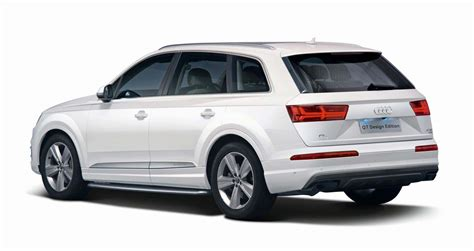 audi a6 models in india audi q7 and a6 design edition models launched in india