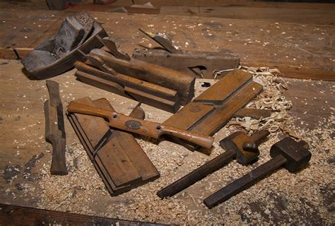donation of handmade tools sumburgh