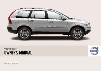 free download parts manuals 2007 volvo xc90 seat position control 2008 volvo xc90 owner s manual pdf 257 pages