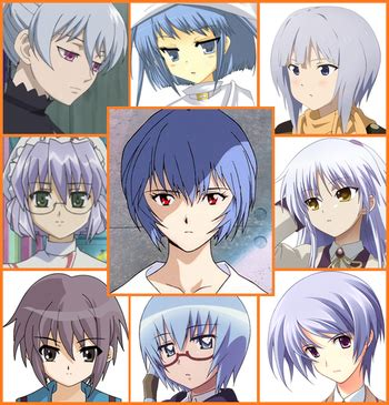 rei ayanami expy tv tropes
