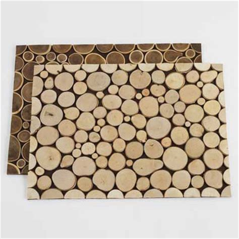 tree ring mat the green