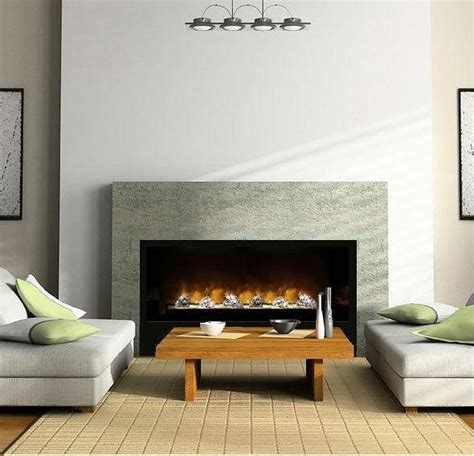 modern fireplace inserts large built in electric fireplace insert modern flames