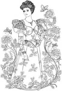 fashion coloring book free fashions coloring pages