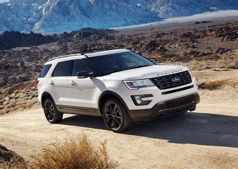 Ford Explorer 2020 Release Date by 2020 Ford Explorer St Release Date And Price 2020 Suv Update