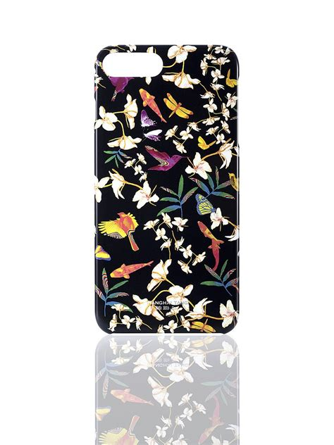 ginger flower iphone   case
