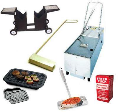 fish fry equipment