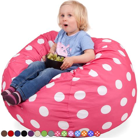 Bean Bag Chairs For Boys by Soft Oversize Bean Bag Chair Comfort For Boys