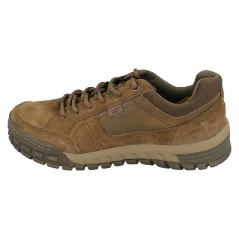 Caterpillar Shoes Casual For mens caterpillar casual lace up shoes sentinel ebay