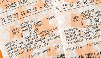 Galerry Powerball winning ticket sold in California