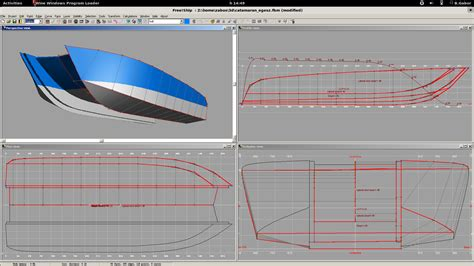 catamaran power boat hull design aluminum boat build plans