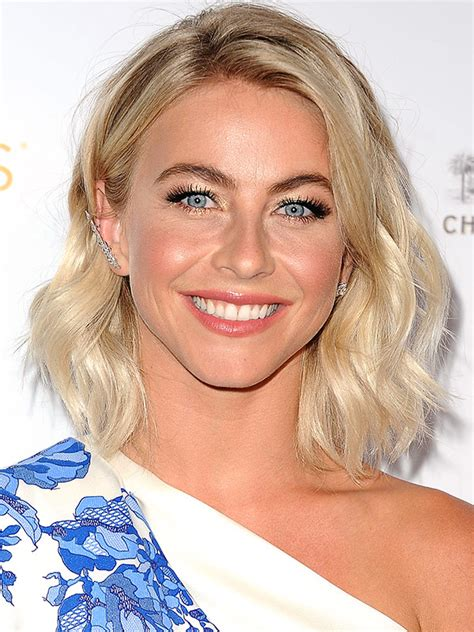 Julianne Hough Beauty and Confidence, Grease: Live on Fox