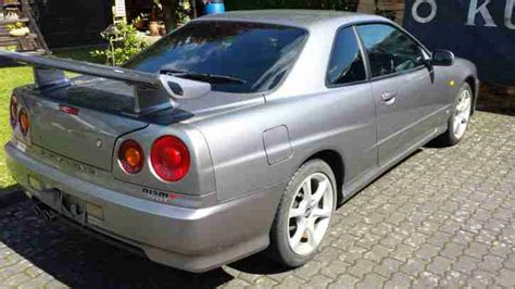 Nissan R34 Kaufen by Nissan Skyline R34 Gt Neo6 2 5l Non Turbo 200ps Tolle