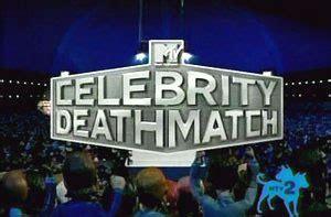 celebrity deathmatch tally wong mtv s celebrity deathmatch toonarific cartoons