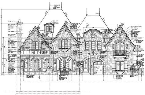 floor plans manor vanbrouck associates