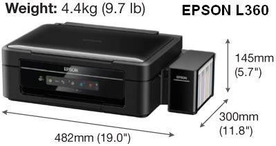 Printer Epson Di Glodok printer epson l360 harga epson l360 jual epson l360 murah di jakarta glodok mangga dua