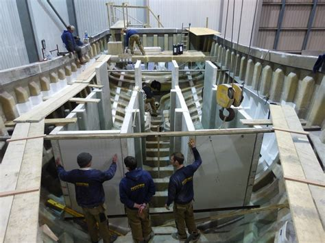 commercial fishing boat builders uk build a new commercial fishing boat at padstow boatyard