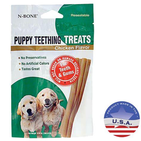 puppy teething relief n bone puppy teething treats