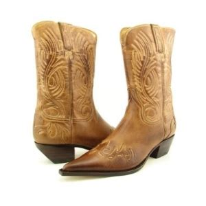 lucchese cowboy