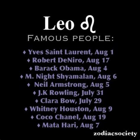 famous leo people zodiac pinterest