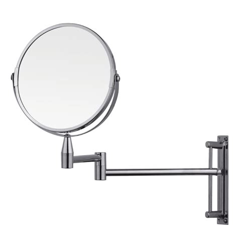 retractable bathroom mirror bathroom wall retractable folding double faced cosmetic