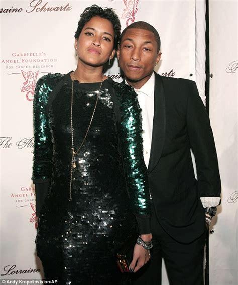 pharrell williams wife and kids pharrell williams and helen lasichanh make glamorous