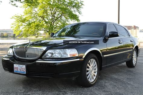 manual cars for sale 2003 lincoln town car lane departure warning service manual 2003 lincoln town car 4 find used 2003 lincoln town car signature sedan 4 door 4
