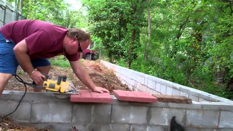how to make a brick bench building a brick bench finishing a stone patio and brick
