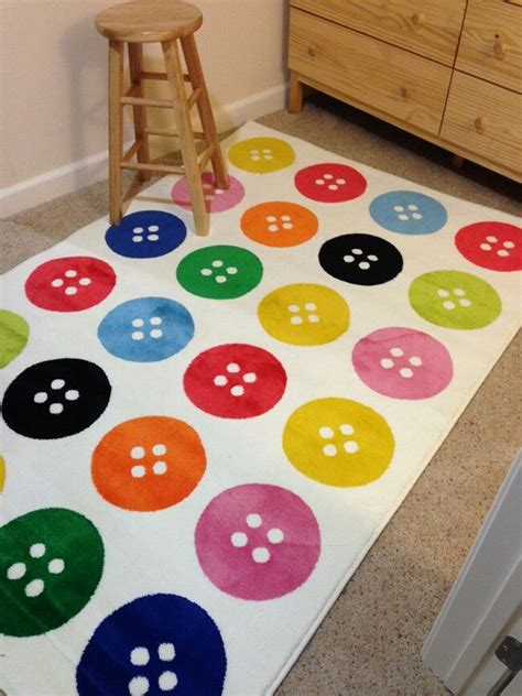 ikea button rug 48 best images about home textiles buttons on puff quilt mini quilts and quilt
