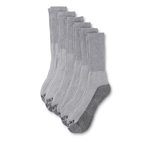 Sears Gift Card Return Policy - dickies men s 6 pairs dri tech work socks